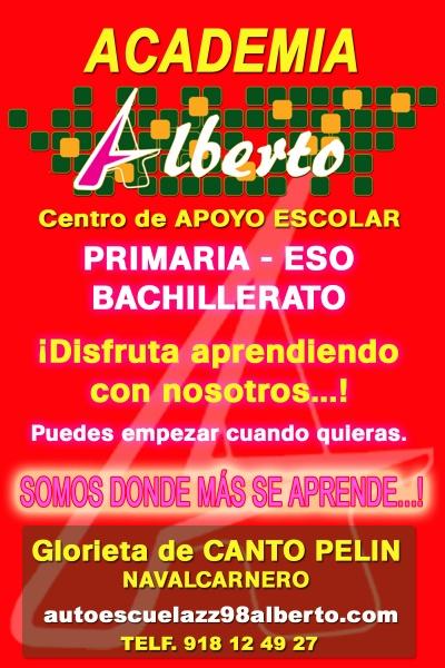 CENTRO DE FORMACIÓN VIAL ZZ 98 ALBERTO