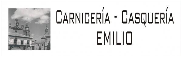 CARNICERÍA-CASQUERÍA EMILIO