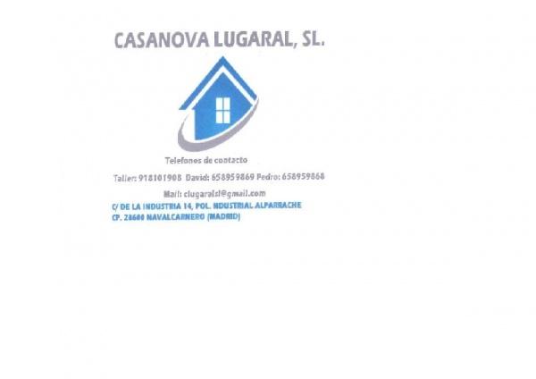 CASANOVA LUGARAL
