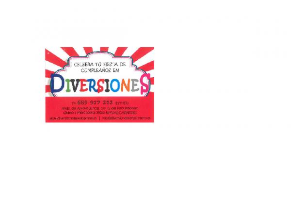DIVERSIONES
