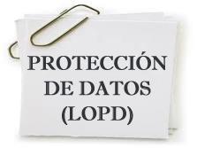 Información de Registro según la Ley Orgánica 3/2018, de 5 de diciembre de Protección de Datos Personales y Garantía de los Derechos Digitales