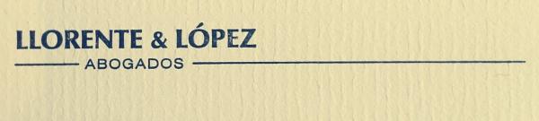 LLORENTE &  LÓPEZ ABOGADOS