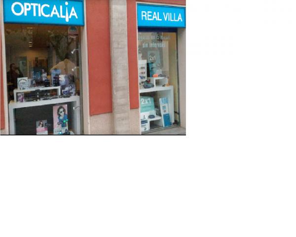 OPTICALIA REAL VILLA