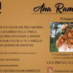PELUQUERÍA ECOLÓGICA ANA RAMIREZ