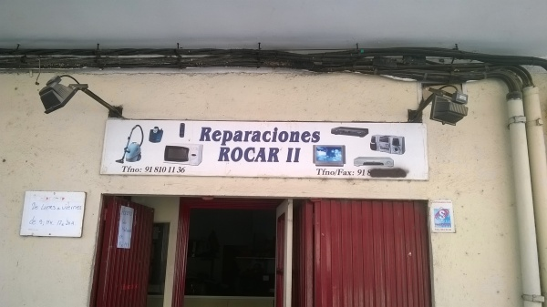 REPARACIONES ELECTRÓNICAS ROCAR II