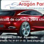TALLERES ARAGÓN PARÍS